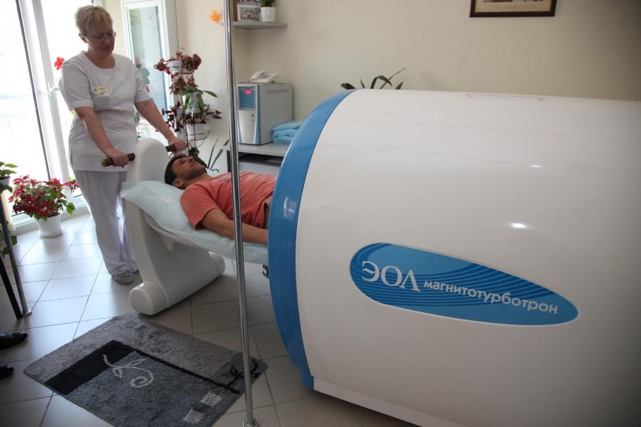 Базовое санаторно-курортное лечение в Кисловодске