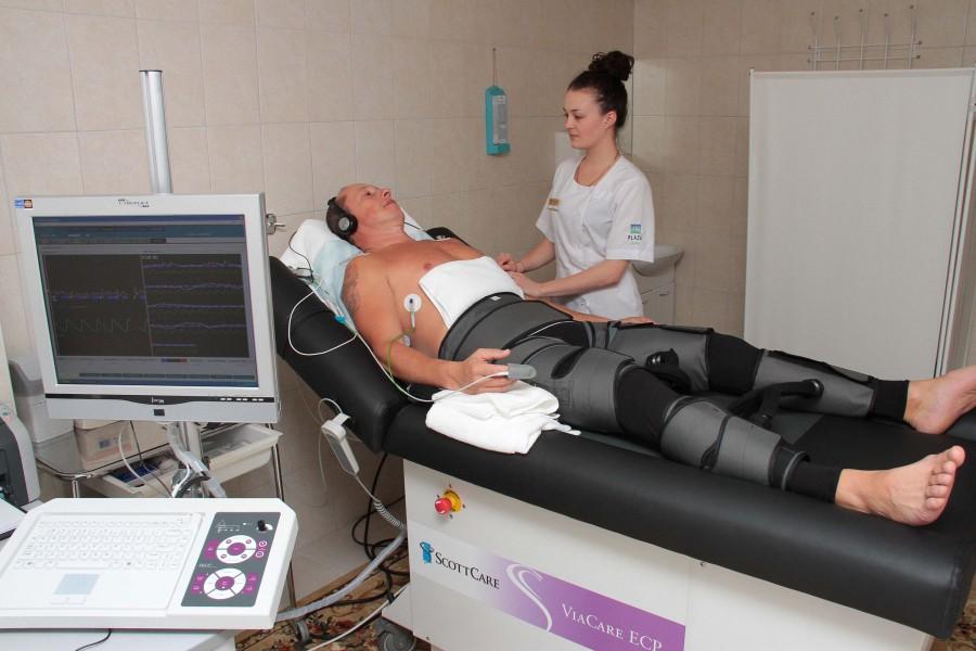 Программы лечебной терапии в санатории Кисловодска