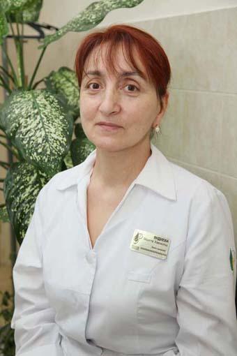 Яндиева Маритта Хаважовна