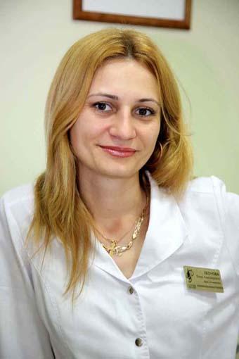 Леонова Елена Александровна