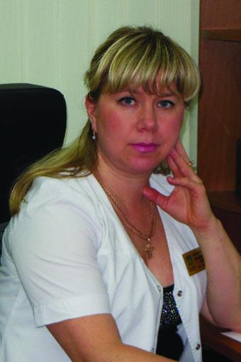 Суднева Инна Михайловна