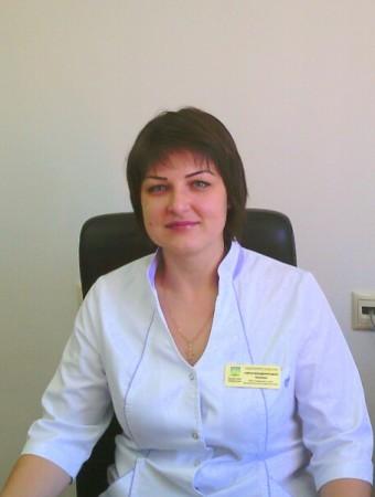 Коняева Олеся Владимировна