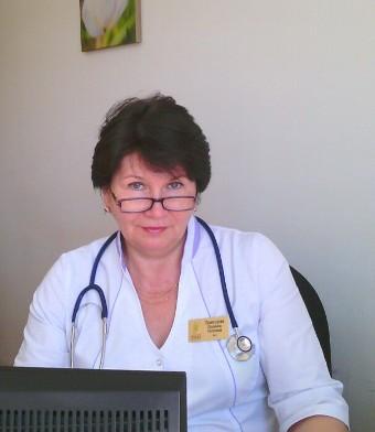 Приходова Людмила Петровна