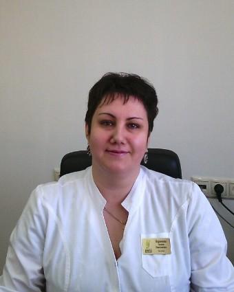 Воронова Галина Николаевна