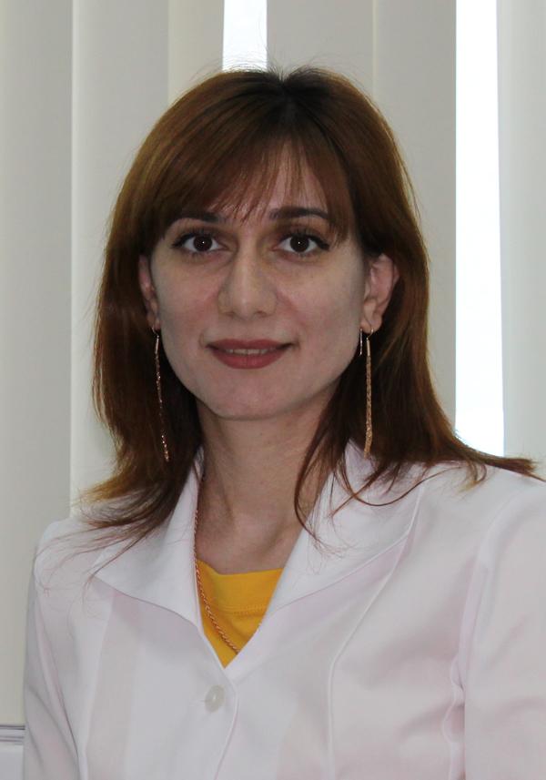 Шерозия Марика Теймуразовна