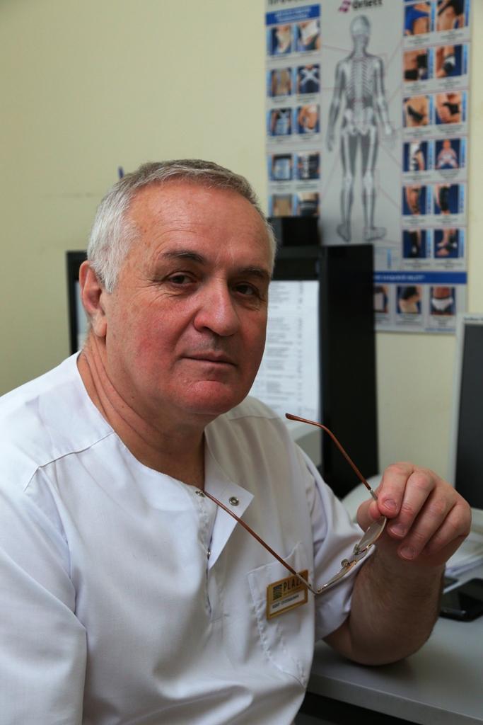 Боташев Едиг Султанович