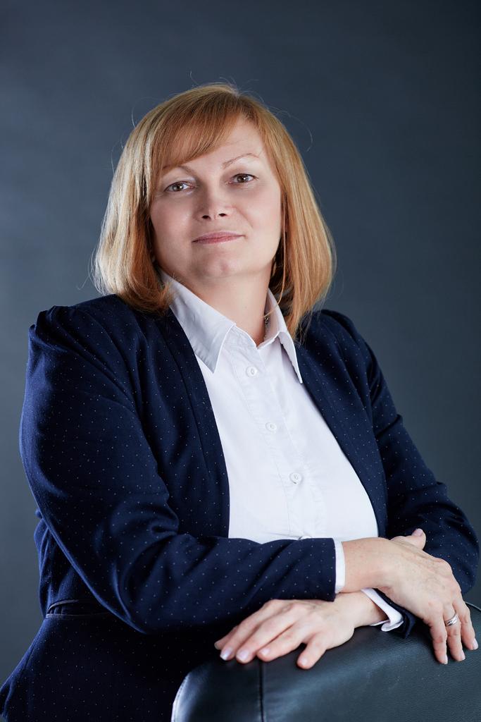 Богуш (Калиниченко) Ольга Васильевна