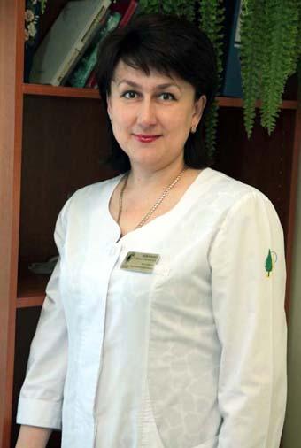 Лобунько Марина Александровна