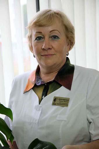 Золочевская Татьяна Петровна