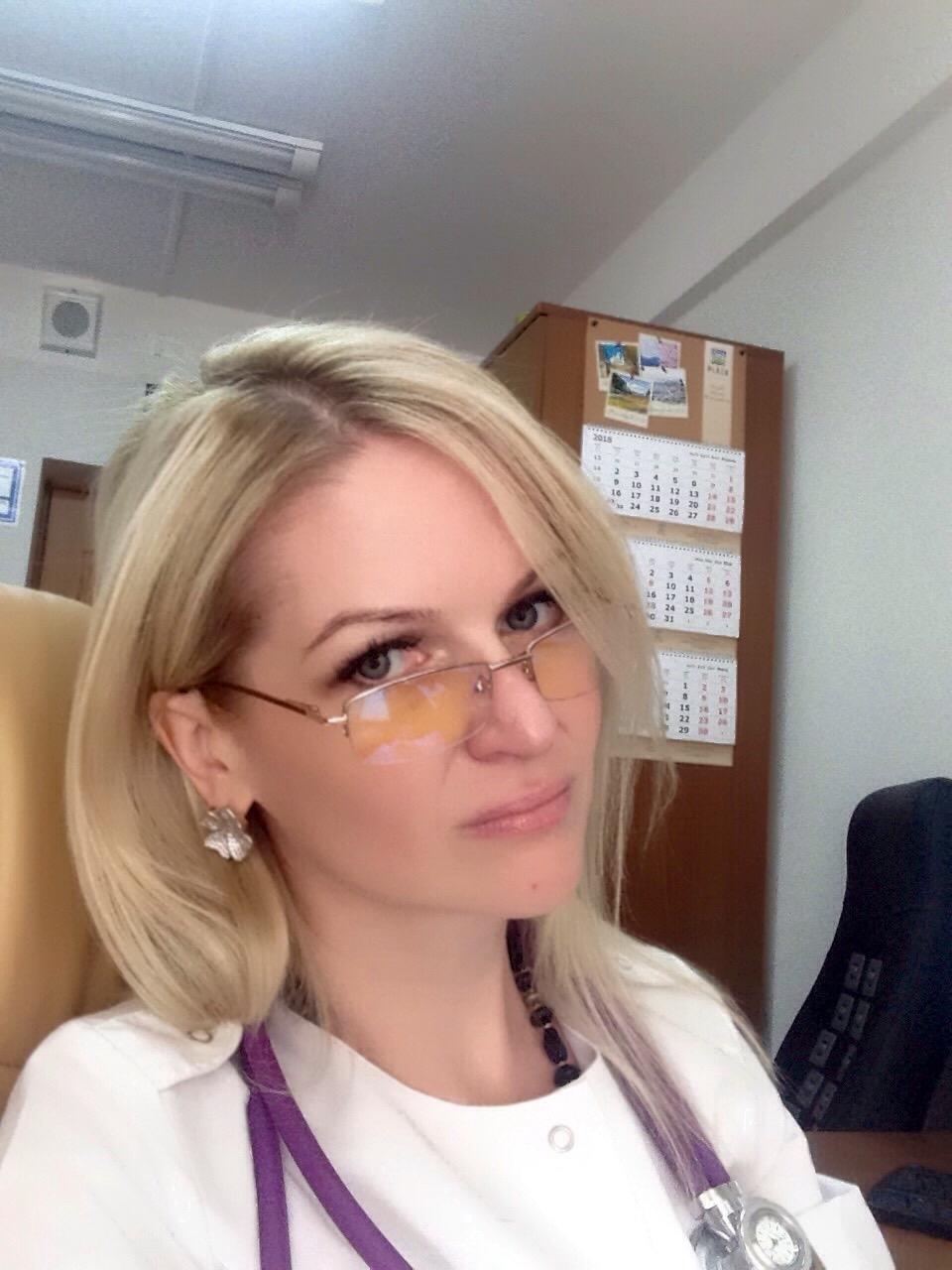 Рязанова Оксана Викторовна