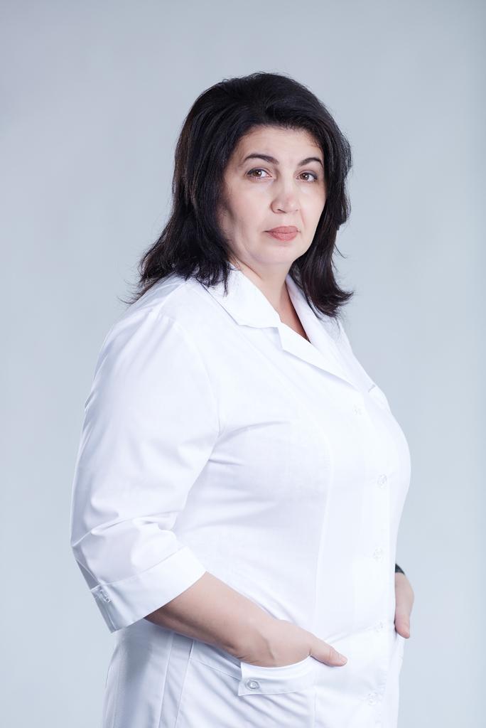 Ахмедова Надежда Шапиловна