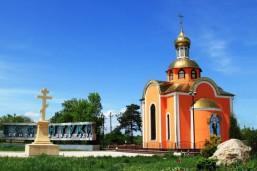 Паломничество к мощам Святой Матроны Московской. Храм Трех Святителей