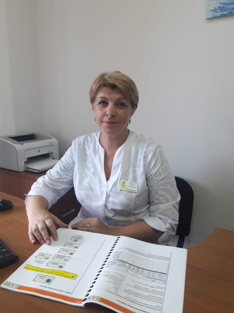Хренова Елена Александровна
