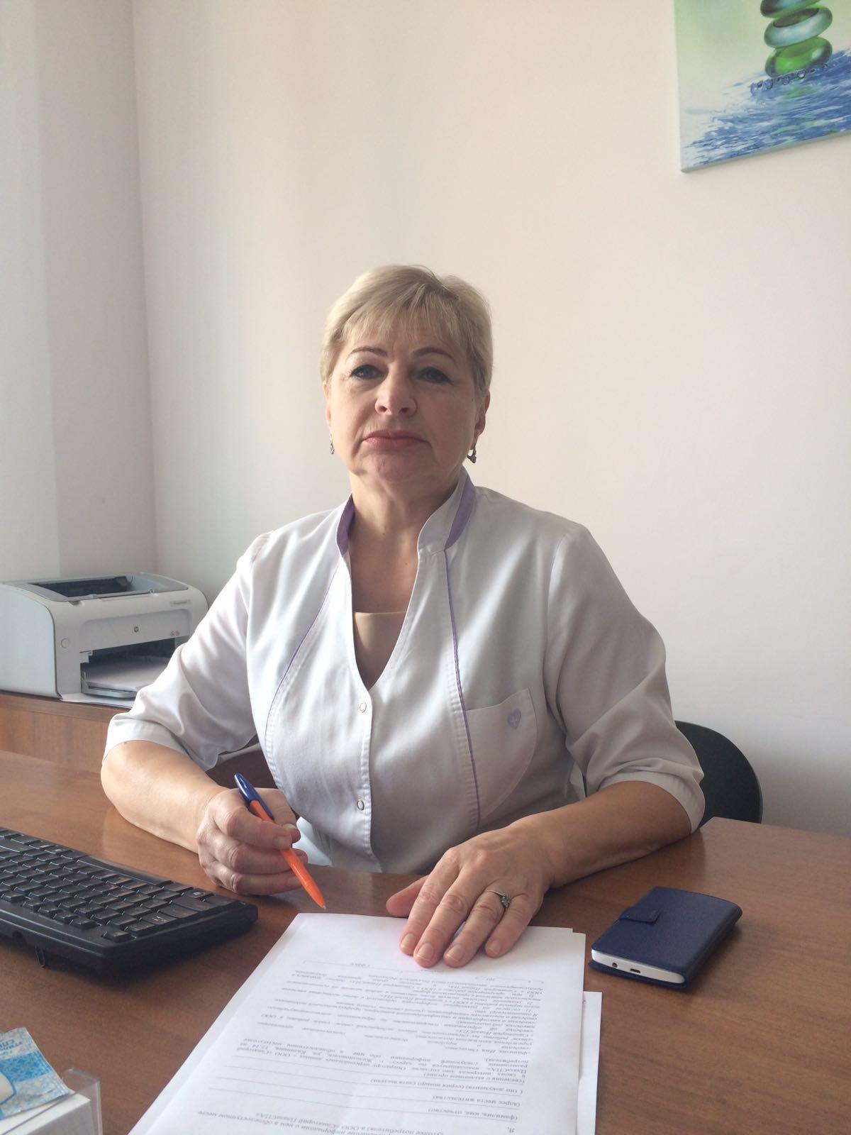 Симонова  Татьяна Михайловна